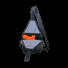 Сумка-слингер Danaper VELOX 10310 Black Чорний - изображение 2