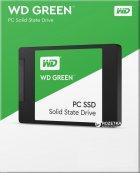 """Western Digital Green SSD 240GB 2.5"""" SATAIII TLC (WDS240G2G0A) - зображення 3"""