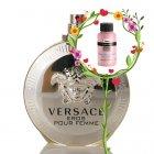 Женская парфюмерия (тестер без крышечки) VERSACE EROS POUR FEMME EDT SPRAY 100ML (8011003834792) - изображение 2