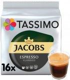 Кофе молотый в капсулах Tassimo Jacobs Espresso 118.4 г (8711000500552) - изображение 1