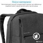 """Рюкзак для ноутбука Promate Citypack 15.6"""" Black (citypack-bp.black) - зображення 5"""