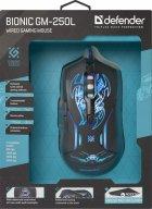 Мышь Defender Bionic GM-250L USB Black (52250) - изображение 12