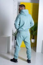Спортивный костюм Korn (122025-L) размер L зима/весна ментоловый - изображение 4