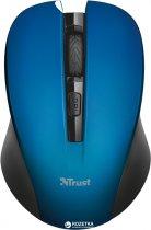 Мышь Trust Mydo Silent Wireless Blue (TR21870) - изображение 1