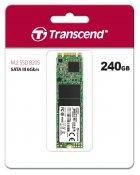 Transcend MTS820S 240GB M.2 2280 SATAIII 3D TLC (TS240GMTS820S) - изображение 2