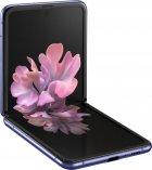 Мобильный телефон Samsung Galaxy Z Flip 8/256GB Purple Mirror (SM-F700FZPDSEK) - изображение 1