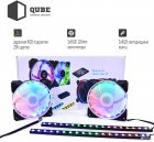 Набор подсветки для корпуса QUBE RGB Chamelion Kit v01 (RGB_CHAMELION_KITv01) - изображение 3