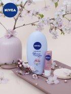 Крем для рук Nivea Квітка сакури зволожуючий з олією жожоба 75 мл (42345480) - зображення 6
