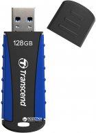 Transcend JetFlash 810 128GB USB 3.1 Black-Blue (TS128GJF810) - зображення 3