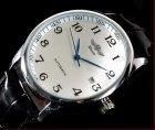 Мужские механические часы Winner Lux White, наручные с датой - изображение 3