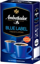 Кава мелена Ambassador Blue Label 450 г (8719325127423) - зображення 1