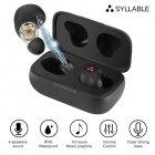 Бездротові двухдрайверные TWS навушники Syllable S115 Bluetooth 5.0 aptX - зображення 2