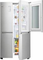 Side-by-side холодильник LG GC-Q247CADC - изображение 7
