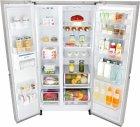 Side-by-side холодильник LG GC-Q247CADC - изображение 11
