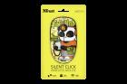 Миша Trust Sketch Silent Click Wireless Mouse - yellow (23337) - зображення 7