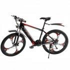 Электровелосипед Zhengbu M8 Black from red - изображение 3