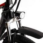 Электровелосипед Zhengbu M8 Black from red - изображение 4