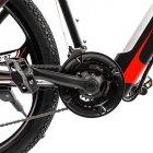 Электровелосипед Zhengbu M8 Black from red - изображение 13