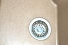Кухонная мойка AQUAMARIN SPLIT 68-50 DSN Темный песок - изображение 4