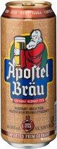 Упаковка пива Eichbaum Apostel Brau светлое фильтрованное 5 % 0.5 л x 24 шт (4054500614010) - изображение 1