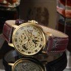 Чоловічі годинники Winner Gold - зображення 3