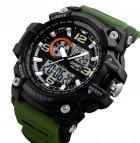Чоловічі годинники Skmei Disel 1283 - зображення 2