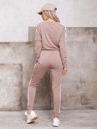 Спортивный костюм ISSA PLUS 12441 L Бежевый (2001163825330) - изображение 3