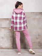 Спортивный костюм ISSA PLUS SA-134 L Розовый (2001012268752) - изображение 3