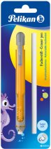 Ластик-ручка Pelikan Eraser Pen желтый корпус (807364Y) - изображение 2