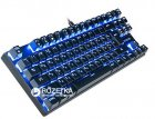 Клавиатура Real-El M28 RGB TKL Blue Switch USB (EL123100027) - изображение 3