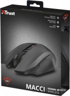 Миша Trust GXT 115 Macci Wireless Black (TR22417) - зображення 5