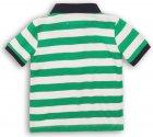 Поло Minoti 1Polost 3 13071 146-152 см Зеленое с белым (5059030307998) - изображение 2