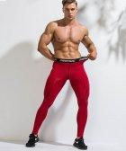 Мужские тайтсы Deenyt FR5721 Красный XL - изображение 1