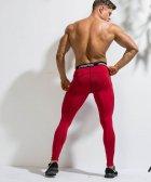 Мужские тайтсы Deenyt FR5721 Красный XL - изображение 3