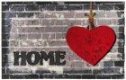 Придверный коврик Izzihome Magic Kalpli Tas Home 40х60 (2200000551177) - изображение 1