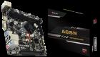 Материнська плата Biostar A68N-5600E (AMD PRO A4-3350B, Carrizo-L, PCI-Ex16) - зображення 4