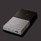 Зовнішній SSD накопичувач 1TB WD My Passport (WDBKVX0010PSL-WESN) USB 3.1 Type-C - зображення 1