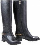 Сапоги Grand Style 30050-18 осень 36 Черные (ГС00196493) - изображение 1