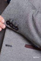 Пиджак Новая форма W 040 Colin 142 см 32 р Серый (2000066977146) - изображение 6