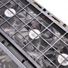 Корпус SilverStone Redline RL06BR-PRO LED White/Silver (SST-RL06WS-PRO) - зображення 10