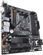 Материнська плата Gigabyte B450 Aorus M (sAM4, AMD B450, PCI-Ex16) - зображення 3