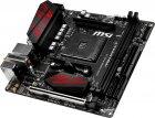 Материнська плата MSI B450I Gaming Plus AC (sAM4, AMD B450, PCI-Ex16) - зображення 3