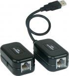 Активный удлинитель USB 1.1 - UTP до 60 м (VE399) - изображение 1
