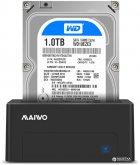 """Док-станція Maiwo для HDD 2.5""""/3.5"""" SATA/SSD USB 3.0 (K308P) - зображення 7"""
