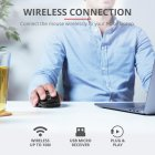Миша Trust Ozaa Rechargeable Wireless Black (TR23812) - зображення 14