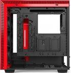 Корпус NZXT H710 Matte Black-Red (CA-H710B-BR) без БП - изображение 4