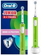 Електрична зубна щітка ORAL-B BRAUN Junior (4210201202370) - зображення 3