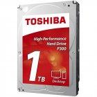 """Жорсткий диск Toshiba P300 1 ТБ 3,5"""" SATA III 7200prm 64 МБ (HDWD110UZSVA) - зображення 1"""