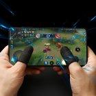 Напальчники FlyTouch игровые для смартфона - изображение 1