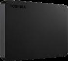 "Жесткий диск Toshiba Canvio Basics 2TB HDTB420EK3AA 2.5"" USB 3.0 External Black - изображение 2"